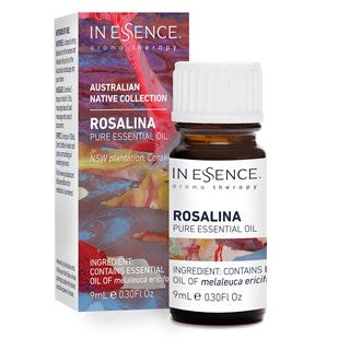 In Essence Rosalina Australian Native Collection Pure Essential Oil, 9ml