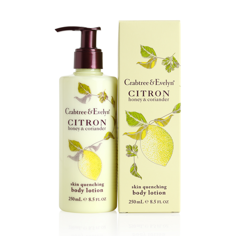 Citron Honey & Coriander Body Lotion 250ml