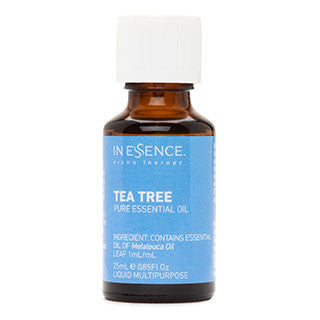 In Essence Tea Tree Pure Essential Oil, 25ML