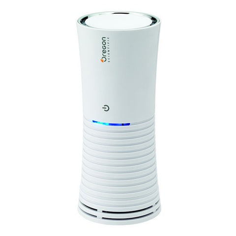 Compact Air Sanitizer - White