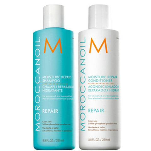 Moroccanoil Moisture Repair Shampoo & Conditioner Duo Pack