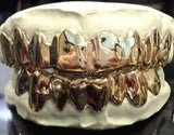 Sterling Silver Custom Grill - FANATICS365