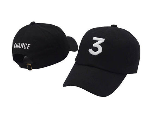 Chance 3 Dad Hat - FANATICS365