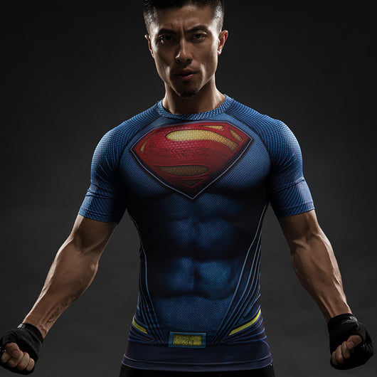 SUPERMAN COMPRESSION SHIRT - FANATICS365