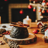 Anno Sloe Gin Christmas Pudding - Vegan & GF