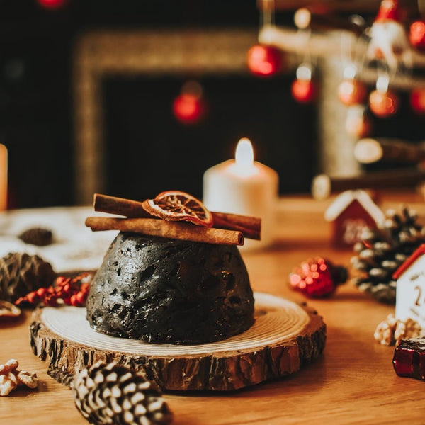 Traditional Christmas Puddings