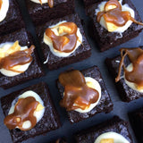 Bonfire Brownie Box