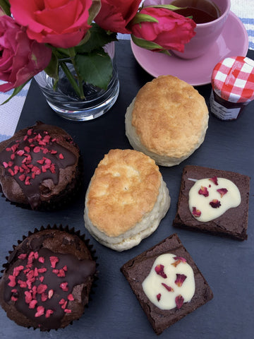 Valentine's Afternoon Tea - Vegan