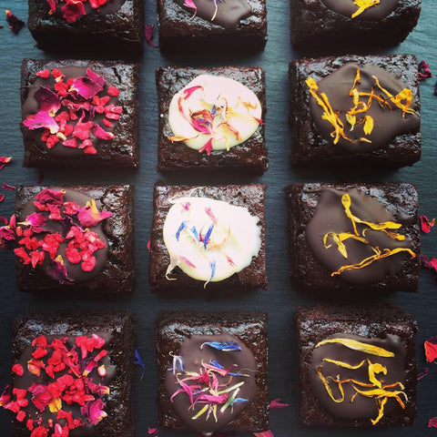 Mother's Day Brownies