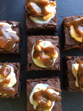 Toffee Apple Brownie