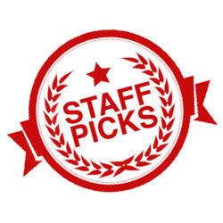 Staff Picks from new arrivals