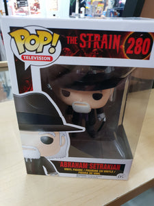 The Strain Abrahaim Setrakian pop