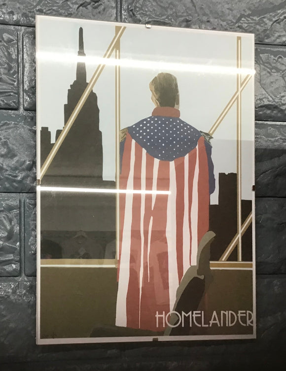 The Boys Homelander print