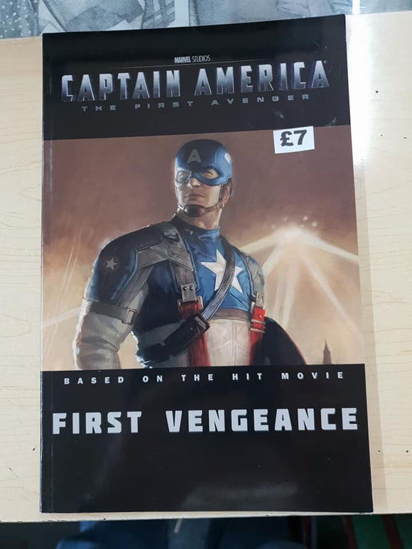 Captain America Graphic novels
