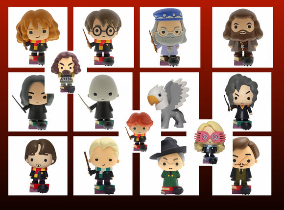 Harry Potter Wizarding world Chibi figures 15 to choose from