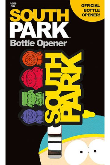 South Park bottle opener