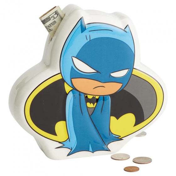 DC Money boxes 4 to choose from