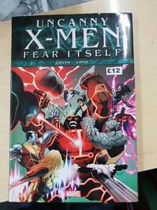 Uncanny X-Men hardback graphic novel