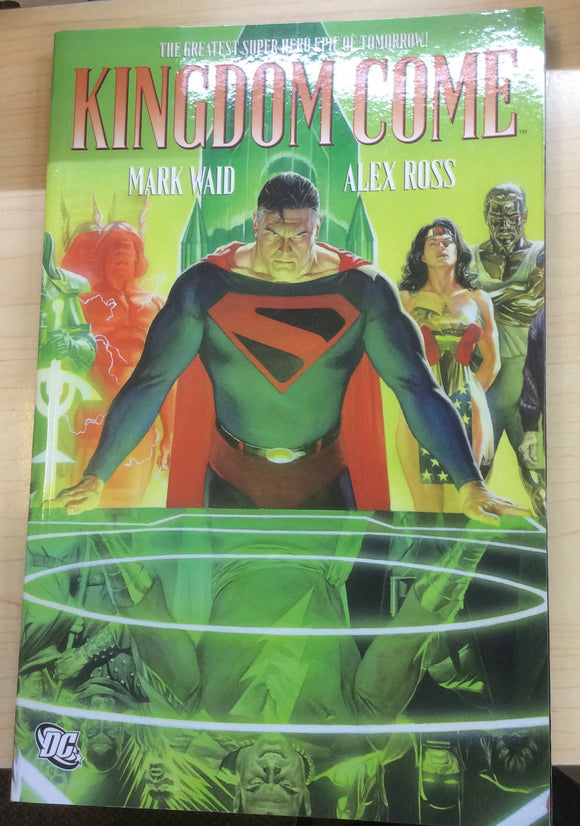 Kingdom Come graphic novel