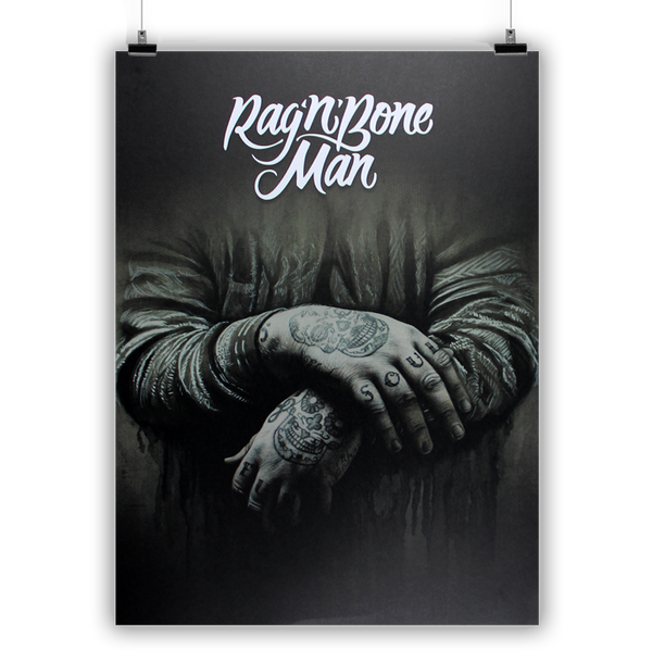 RAG N BONE HANDS A2 POSTER
