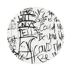 RAG N BONE MAN LYRIC SLIPMAT