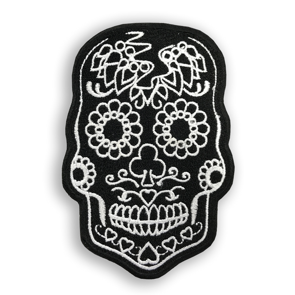 Single Skull Patch