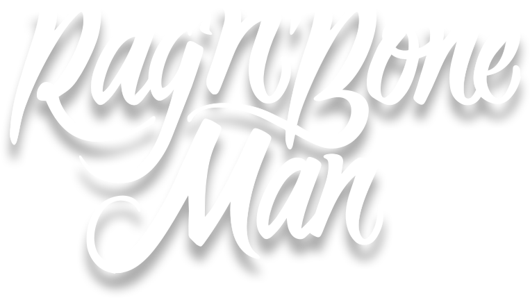 Rag'n'Bone Man | Official Store logo