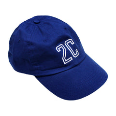 2CELLOS '2C' ROYAL BLUE CAP