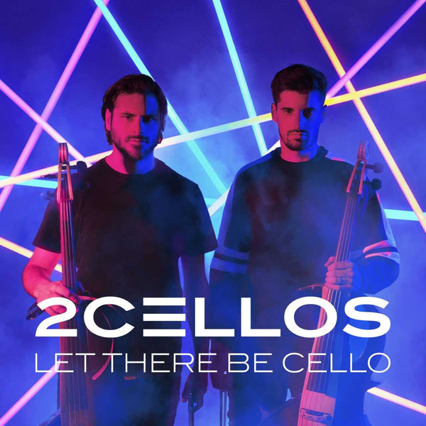 LET THERE BE CELLO CD [PRE-ORDER]