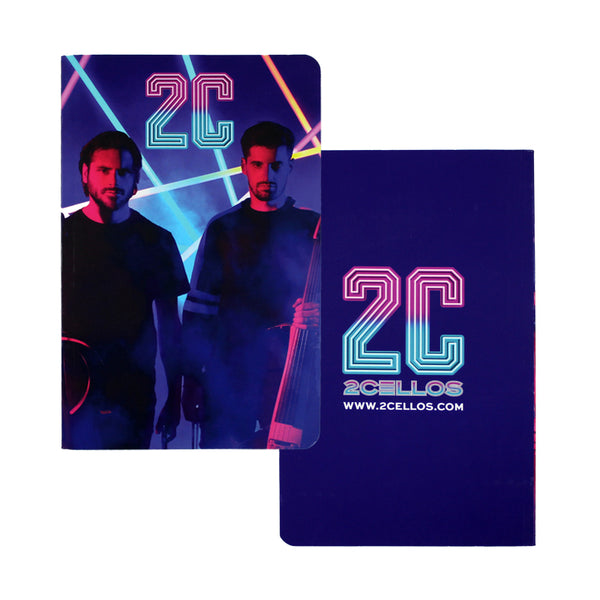 2CELLOS '2C' Notebook