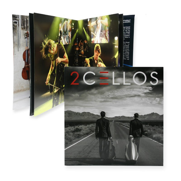 2CELLOS Tour Programme