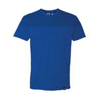 MEN`S FRONT SQUAT SHIRT - BLUE