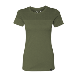 WOMEN`S FRONT SQUAT ARMY GREEN
