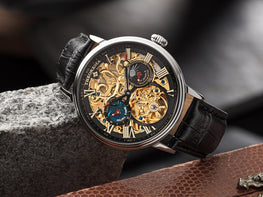 Made in Germany Dual-Time Copenhagen Theorema - GM-111-2
