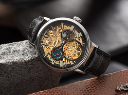 Made in Germany Dual-Time Copenhagen Theorema - GM-111-3