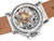 Sahara Theorema - GM-119-2 | SILVER | Handmade German Watches