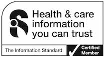 Health & care information you can trust. The Information Standard. Certified member.