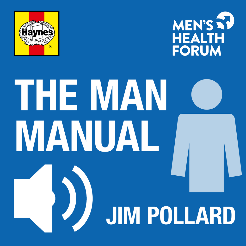 Man Manual: audio book
