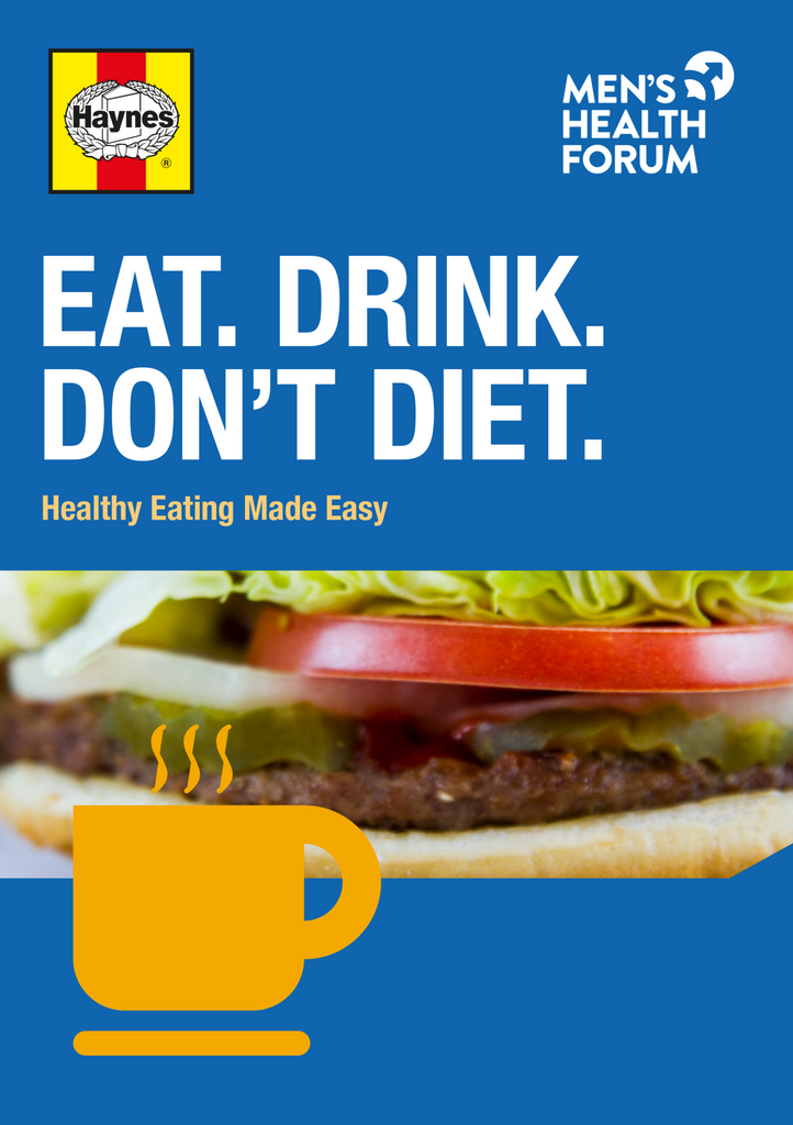 Eat. Drink. Don't Diet.