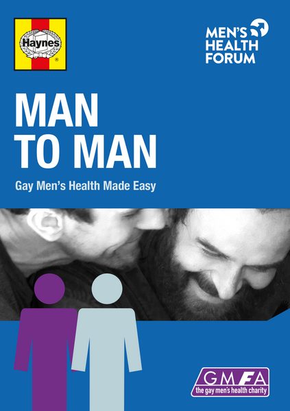 Man to Man: Gay Men's Health Made Easy