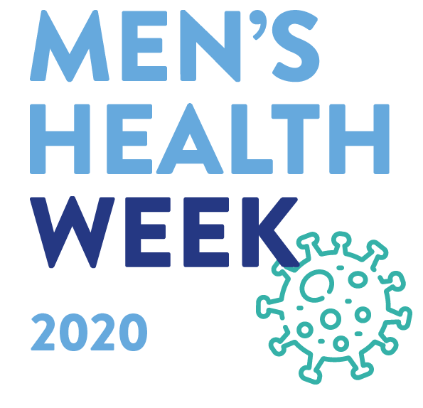 Men's Health Week 2020 logo - hi-res - free download