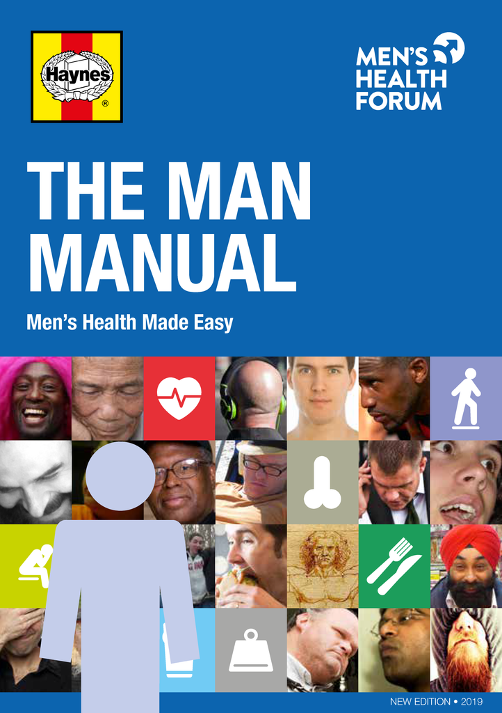 Man Manual (Latest - 4th edition)