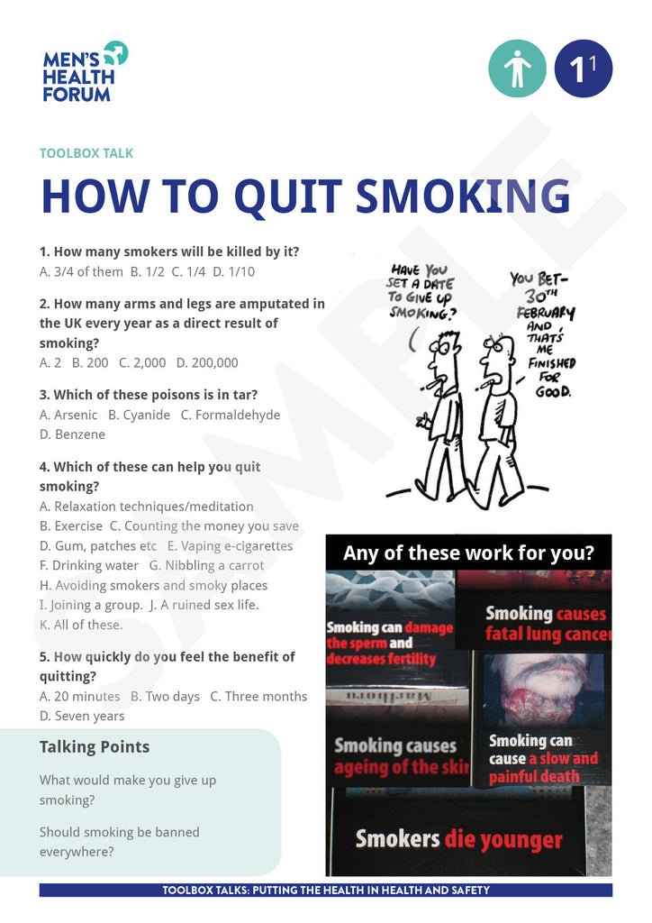how to stop smoking forum