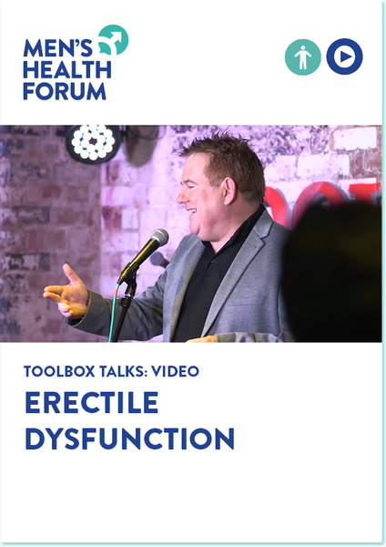 Toolbox Talks Video: Erectile Dysfunction