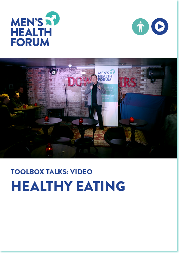 Toolbox Talks Video: Healthy Eating