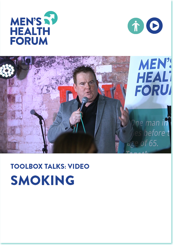 Toolbox Talks Video: Smoking