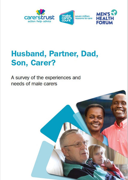 Husband, Partner, Dad, Son, Carer?