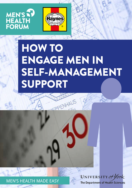 How to engage men in self-management support
