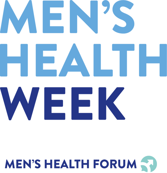 Men's Health Week logo - hi-res - free download