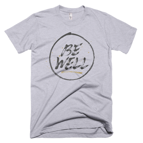 Be Well Grey T-Shirt